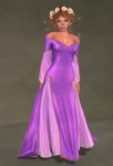 Idril Gown LAVENDER03