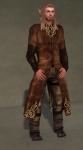 Gildor Outfit BROWN01
