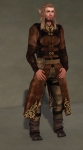 Gildor Outfit BROWN02