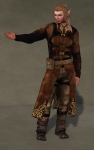 Gildor Outfit BROWN05