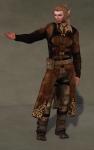 Gildor Outfit BROWN05