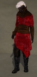 Phaust Outfit RED04