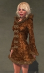 Faerie Winter Coat BROWN08
