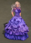 Titania Gown IRIS01