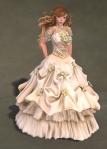 Titania Gown IVORY01