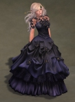 Titania Gown MIDNIGHT02