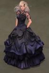 Titania Gown MIDNIGHT04
