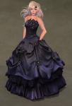 Titania Gown MIDNIGHT05