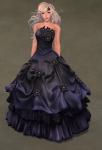 Titania Gown MIDNIGHT06