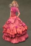 Titania Gown ROSE04