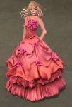 Titania Gown ROSE05