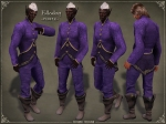 Elladan Outfit PURPLE