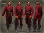 Elladan Outfit RED