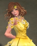 Titania Gown EASTER02