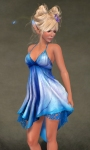 Daisy Dress BLUE03