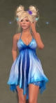 Daisy Dress BLUE06