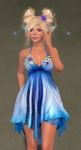 Daisy Dress BLUE07