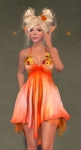 Daisy Dress ORANGE07