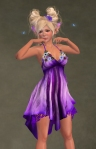 Daisy Dress PURPLE05