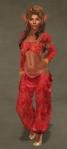 GACHA Genie RED LACE07