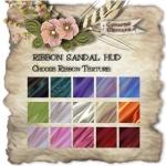Ribbon Sandals HUD