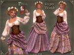 Gypsy Wench Outfit – MB