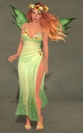 Odilia Gown GREEN01