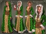 Snegurochka Gown GREENmb