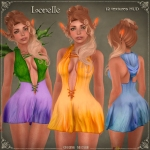Lorelle Fairy Dress