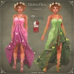 Butterfly Gown TORLEY