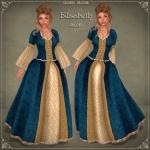 Elisabeth Gown BLUE
