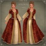 Elisabeth Gown RED