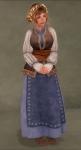 Merchant Gown BLUE05