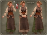 Merchant Gown