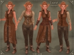 Tauriel Outfit BROWN