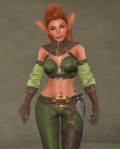 Verisa Battle Elf GREEN01